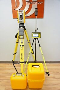 Trimble S6 Robotic Total Station 3 Sec Dr 300 Yuma 2 Field Link Mt1000 Mep
