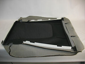 New Oem 2007 2008 Hyundai Tiburon Rear Seat Back Right Hand Side Cover Assembly