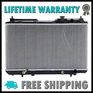 New Radiator For Honda Crv Cr V 1997 1998 1999 2000 2001 L4 Lifetime Warranty