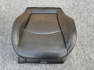 07 10 Mercedes E63 W211 Amg Left Front Leather Seat Bottom Cushion Assembly Oem