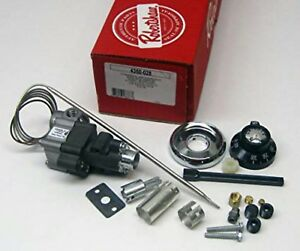 4350 028 Robertshaw Commercial Griddle oven Thermostat For Bjwa 46 1027 920028
