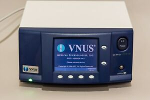 Medtronic Covidien Vnus Rfg2 Radio Frequency Generator Software Revision 4 4