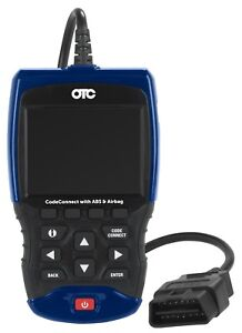 Otc Tools 3210 Automotive Abs Airbag Code Connect Kit Codeconnect Scan Tool