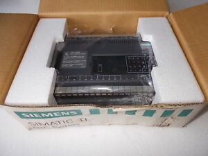 Simatic Siemens Ti315 Dsr Central Processing Unit
