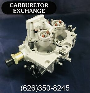 1993 Chevrolet Gmc Pickup Truck Throttle Body 5 7l Carburetor Tbi