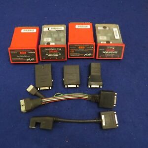 Lot Of 9 Snap On Mt2500 Cartridges Gm Chrysler Ford Jeep 1990 2000 See Pics