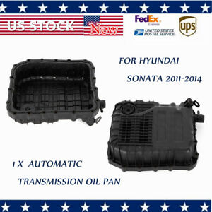 Automatic Transmission Oil Pan For Hyundai 2011 2016 Kia 1 6l 1 8l 2 4l New Us