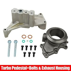For 99 5 03 Ford 7 3 Powerstroke Diesel Turbo Pedestal Bolts Exhaust Housing