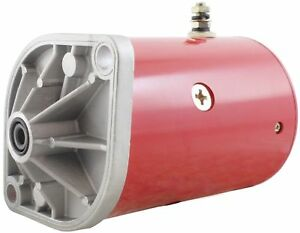 New Western Snow Plow Motor Lift Pump 1981 Up Mue6103 Mue6103s Mue6111 Mue6111s