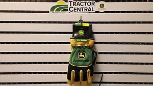 John Deere Size Xl Cold Protection Gloves Lp47726 Thinsulate Free Shipping