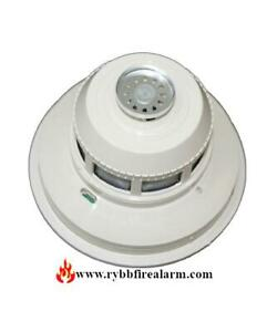 System Sensor 2412at 4 wire Photoelectric Smoke Detector Free Same Day Shipping