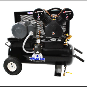 5hp 17 gallon Portable Air Compressor