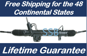 Power Steering Rack And Pinion For 04 15 Nissan Titan Armada Infiniti Qx56