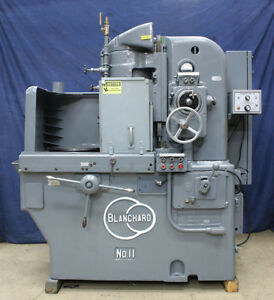 16 Chk 15hp Spdl Blanchard 11 16 Refurbished 2018 Rotary Surface Grinder New M