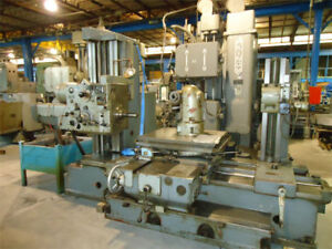 2 5 Spdl 39 X Tos Wh63 Horizontal Boring Mill Rotary Tbl Tailstock Facing H