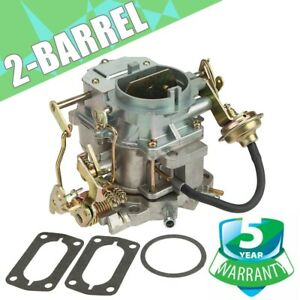 2bbl Carb Carburetor For Dodge Dart Charger Plymouth C2 Bbd 273 318 Engine 66 73