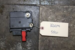 2000 2002 Mercedes benz S500 Trunk Battery Junction Fuse Box K6629