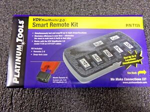 Platinum Tools T139 Cable Tester Smart Remote Kit 2 8 rc
