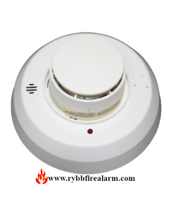 Gamewell F7 Ion Smoke Detector W 30780 01 Base Free Shipping The Same Day