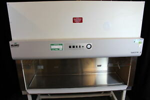 Nuaire Class Ii A2 6ft Biosafety Cabinet