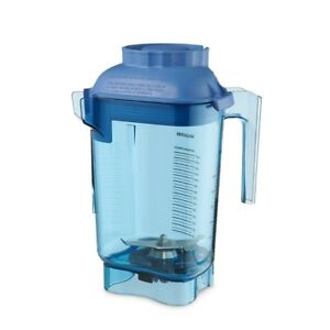 Vitamix Commercial 48 Oz Advance Container Complete Blue