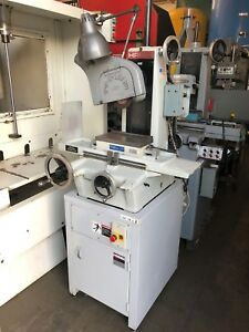 Harig 6 X 12 Surface Grinder S n 19891 Model 612