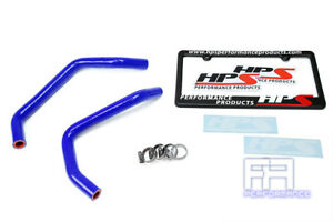 Hps Reinforced Silicone Heater Hose Kit For Toyota 07 11 Tundra 5 7l V8 Blue