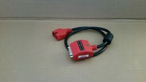 Snap On Verus Solus Pro Modis Mt2500 New Euro Dl 16 Obd2 Key Cable Eaa0355l68a