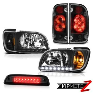 01 04 Toyota Tacoma Sr5 Roof Cargo Light Taillamps Headlamps Bumper Replacement