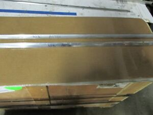 1 Pair Of Case 700 800 Tractor Chrome Strips Part A11784