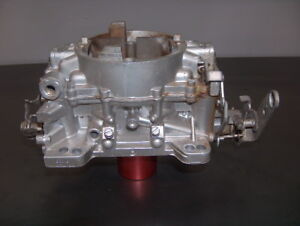 1962 1965 Chevy Impala 2x4 Dual Quad 409 Carter Afb Carburetor 4 Bbl 3804 425hp