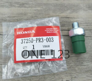 Oem Oil Pressure Switch Solenoid Sensor For Accord Acura Odyssey Prelude Nsx
