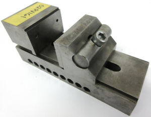 2 1 2 Precision Vise 3 1 4 Jaw Opening Screwless Style