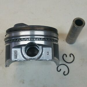 Small Block Chevy 125 Dome Hypereutectic Piston 30 Over Rings