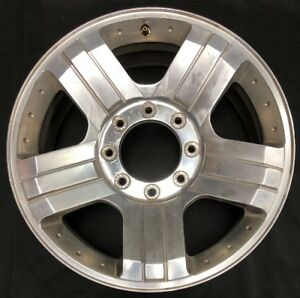2005 07 Ford F250 F350 Harley Davidson 20 8 Lug Factory Oem Wheel Rim Hd Sd Z1
