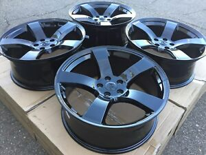 20 Dodge Charger Challenger Magnum Chrysler 300 300s 300c Wheels Rims New Set