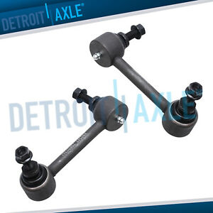 New Both 2 Rear Stabilizer Sway Bar End Links For Acura Tl Cl Tsx Honda Accord