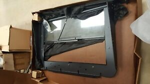 new Kubota Sliding Front Windshield For Rtv 900 Part 430303