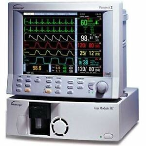 Datascope Passport 2 Patient Monitor Certified Pre owned
