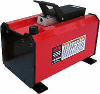 Norco 910140 Air Hydraulic Pump 10 000 Psi W reservoir