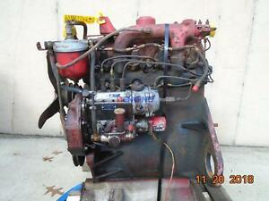 International Bd144 Engine Complete Good Runner Esn 8256a Bcn 751609r3