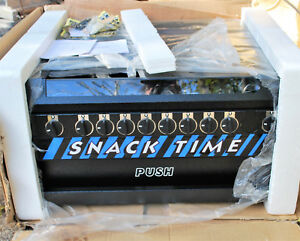 Snack Time Vending Machine Vm 150b New Unused With Keys And Manuals