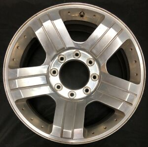 2005 07 Ford F250 F350 Harley Davidson 20 8 Lug Factory Oem Wheel Rim Hd Sd Z2