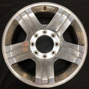 2005 07 Ford F250 F350 Harley Davidson 20 8 Lug Factory Oem Wheel Rim Hd Sd Z3