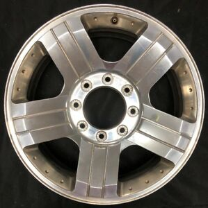 2005 07 Ford F250 F350 Harley Davidson 20 8 Lug Factory Oem Wheel Rim Hd Sd Z4