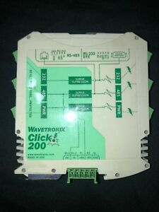 Wavetronix Click 200 System Surge Protection Device Used