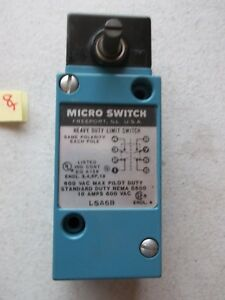 New No Box Micro Switch Limit Switch Lsa6b See Pictures 335