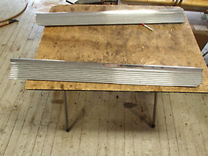 Lh Lower Door Molding 1966 Pontiac Grand Prix Lower Rocker Filler Chrome Trim