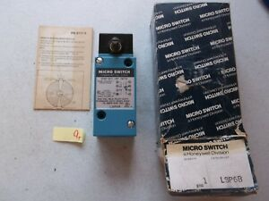 New In Box Micro Switch Heavy Duty Limit Switch Lsp6b 172 2