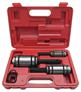 3 pc Tail Pipe Expander Set Muffler Automotive Tools Steel Alloy